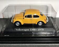 1:43 Vw Volkswagen Maggiolino Kafër Beetle 1300 - 1970