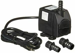 NEW Jebao WP-1200 317GPH Submersible Fountain Pond Water Pump