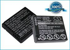 3.7V battery for Panasonic Lumix DMC-LX7GK, Lumix DMC-LX7W, Lumix DMC-LX7 Li-ion