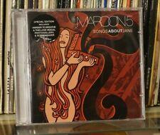 Maroon 5 - Songs About Jane  - see vid link below
