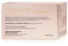 LABO FILLERINA BIOREVITALIZING CON 3D COLLAGENE Grado 5 plus NOVITA' 2017