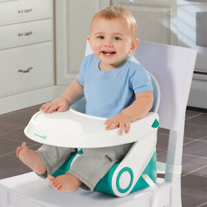 Sit 'n Style Foldable Feeding Booster Adjustable Home & Travel Baby High Chair