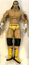 "2007 CM Punk 3.75 4"" WWE WWF Jakks Pacific Build N Brawl Action Figure"