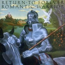 Return To Forever - Romantic Warrior [CD]