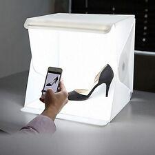 Portable Mini Photo Studio LED small Photography Studio Tent Lightbox Studio