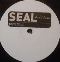 "SEAL - Loves Divine ~ 12"" Single PROMO"