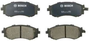 Disc Brake Pad Set-Quietcast Pads Front Bosch BP485