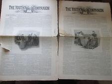 2 THE YOUTH'S COMPANION  Nov Dec 1894 VICT ILLUS