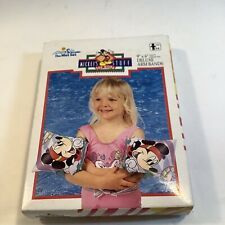 Vintage Mickeys Stuff Swimming Arm Bands The Wet Set Ages 3-6 New 90s