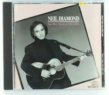 Neil Diamond The Best Years Of Our Lives 1988 Cd (A-08)