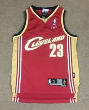 Reebok LeBron James Cleveland Cavaliers #23 Rookie Jersey Youth Small 8 Sewn