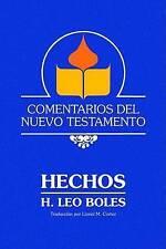 NEW Comentarios Del Nuevo Testamento - Hechos  (Paper) (Spanish Edition)