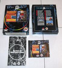 Giochi Pc Cd 688 ATTACK SUB + CHUCK YEAGER'S AIR COMBAT – 1995
