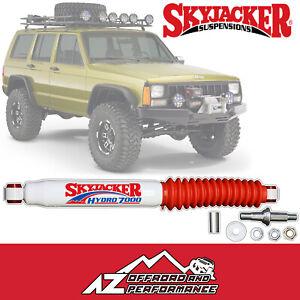Skyjacker® Hydro 7000 Steering Stabilizer fits 84-01 Jeep Cherokee XJ & Comanche