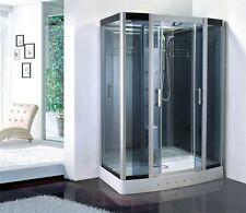 Dusche Duschtempel Duschkabine Duschabtrennung LXW-509 NEU