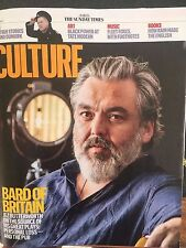 UK Culture magazine July 2017 Jez Butterworth Fleet Foxes Dunkirk Colin Farrell