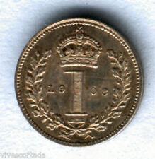 Gran Britain 1 Penic 1908 silver Eduardo VII @ Without Citrcular @