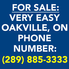 VERY EASY 289 OAKVILLE VANITY PHONE NUMBER -- (289) 8 8 x - 3 3 3 3