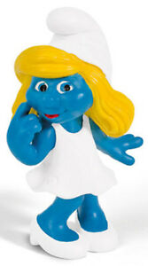 Dreamy Smurfette from Smurfs in 3D Movie 20731