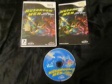 WII : MUSHROOM MEN : LA GUERRA DELLE SPORE - Completo, ITA !  Comp. con Wii U
