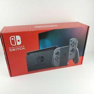 Nintendo Switch HAC-001(-01) 32GB Console with Gray Joy-Con