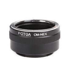 FOTGA Olympus OM lente para Sony E- montaje Adaptador NEX 5 6 7 3 5N 5R 5C A6000