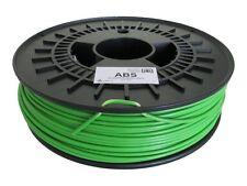 Grüne 3D-Drucker-Verbrauchsmaterial ABS Durchmesser 3,00mm Material