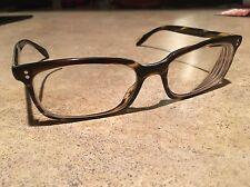 Oliver Peoples Glasses Tortoise Denison
