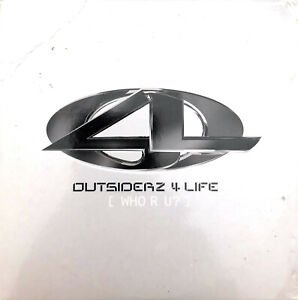 Outsiderz 4 Life CD Single Who R U? - Europe (VG/VG+)