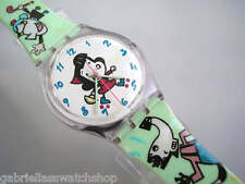 """HAPPINESS! Whimsical """"LIL RED RIDING HOOD"""" Swatch! New-RARE!"""