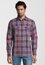 Pepe Jeans Aeden Caballeros Largo Camisa Camisa Talla EXTRA GRANDE Ref.C3340