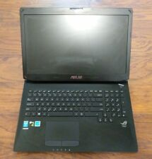 ASUS ROG G75 Intel Core i7-4700HQ 2.40GHz, 8GB RAM, 1TB HDD, Nvidia GTX 765M 2GB