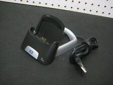 HP IPAQ H2200 Series PDA Dock Docking Station PE2055 Product FA109A 314035-001