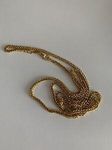 Goldkette 21 Karat, Kein 750 Oder 585