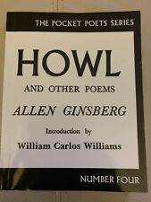 HOWL AND OTHER POEMS  ALLEN GINSBERG City Lights