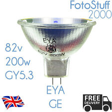 EYA 82v 200w GY5.3 Genuine GE 13152 | Enlarger Bulb / Lamp