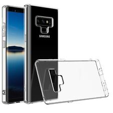 Clear Case Galaxy Note 9 TPU Transparent Note9 Shock Absorption by Shamo's