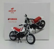 1 12 Spark Yamaha Pw50 1981 White/red