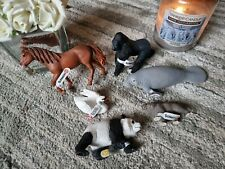 More details for schleich animals  bundle x6  all new with tags with large animals