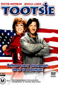 Tootsie -Rare DVD Aus Stock Comedy New Region 4