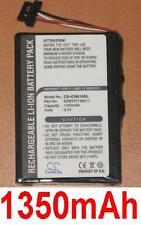 Batterie 1350mAh type E3MT07135211 Pour Navman iCN 520