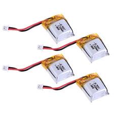 Hubsan Q4 Nano Mini Quad Copter 100mAh 3.7V Spare LiPo Battery Pack of 4