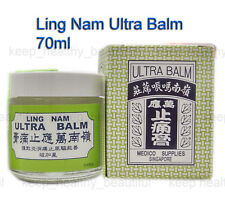 Ling Nam Ultra Balm Pain Relief Ointment 70ml Hong Kong made Free Post tracking