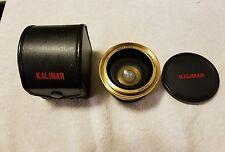 Kalimar Night Vision Pro AF 0.42X Lens w/Case (Made in Japan)