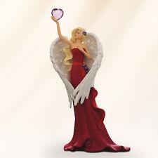 Heart of Promise - Heartfelt Promises Angel Figurine - Bradford  Thomas Kinkade