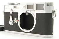 【N MINT】Leica M3 Double Stroke DS Rangefinder 35mm Film Camera From JAPAN