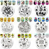 BORN PRETTY Nagel Stamping Platte Schablone Template Plates Nail Art Image Plate