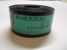 BLAIR WITCH 2 (2000) 35MM Movie Trailer collectible cells FLAT 30 secs HORROR