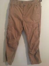 Mens Gap The Cargo Khaki Pants 36X31