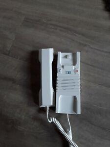 STR Wohntelefon Haustelefon  HT 2003/2 Farbe Weiß Neu